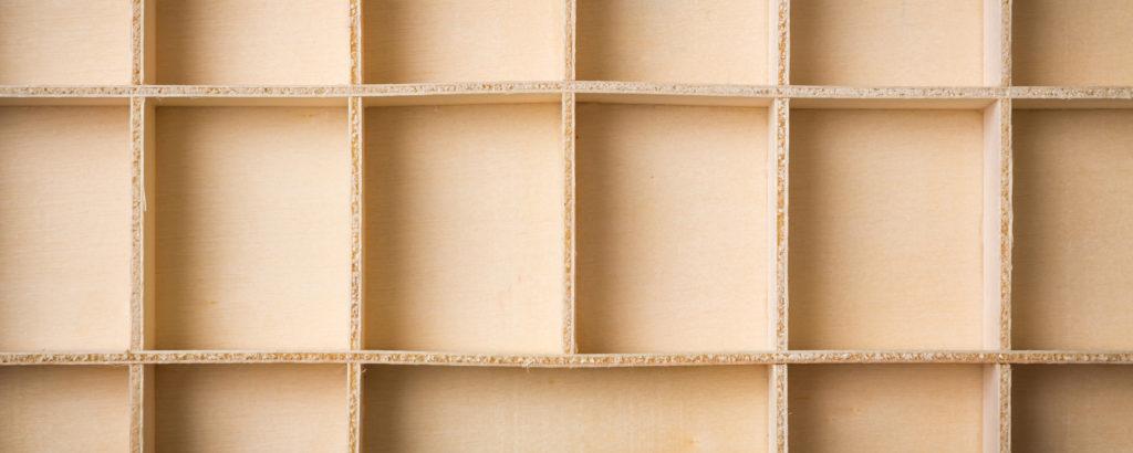Les petites boites :  une des clés de l'art du rangement